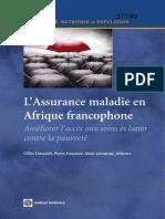 L'Assurance maladie en Afrique francophone ( PDFDrive.com )