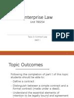 Enterprise Law 05 - Topic 3 Contracts I (3).pdf