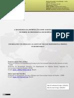 Adelino, F. J. S - A tecnologia da informação como agente de mudança no perfil do profissional do secretariado