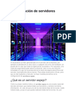 Configuración de servidores espejo