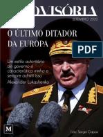 Revista Provisória Edição Mensal - Setembro 2020