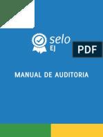 Manual de Auditoria - Selo EJ 2015.pdf