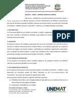 Edital  Empresa Junior 2019