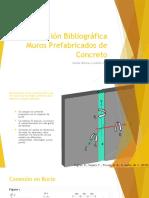 Recopilación Bibliográfica Muros Prefabricados de Concreto 2