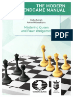 Balogh - The Modern Endgame Manual 1, Queen and Pawn Endgame.pdf