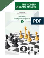 Balogh - The Modern Endgame Manual 2, Mastering Minor Piece Endgames.pdf