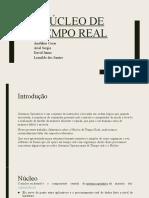 Nucleo Tempo Real (SO)