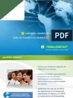 Presentacion Fenalcontact 2015