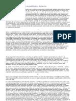 Newman Reader - Palestras sobre Justificativa - Aula 3