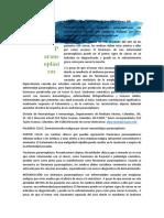 Síndromes musculoesqueléticos Paraneoplásicos.docx