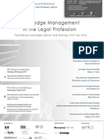 Knowledge Management in the Legal Profession