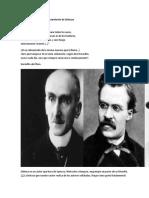 Physis e Intuición en El Pensamiento de Deleuze .LB rutarock
