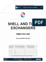 OMN-FAC-263 Shell and Tube Exchangers