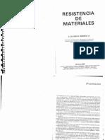 Resistencia de Materiales. Luis Ortiz Berrocal