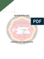 Biografia de Jijoro Kano