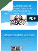 CARTILLA PROTOCOLOS DE BIOSEGURIDAD SERVICIO DE HOSPITALIZACION.pptx