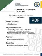 Analisis Economia Digital (Lectores)