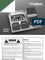 BP80 Manual