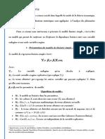 résumé économétrie ( by Fayssel  Merraoui)