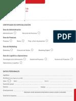 ficha_inscripcion - Planificacion de Proyectos con Project