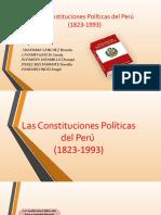 constitucionesd de peru