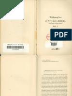 Wolfgang Iser - A Arte parcial - A interpretação Universalista IN O ato da leitura. Vol 1. São Paulo - Editora 34, 1996