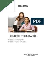 metodologia da lingua portuguesa e alfabetizaçao.pdf