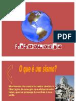 PPT 7 - Sismologia
