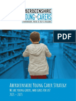 DRAFT Aberdeenshire Young Carer Strategy 2021-2023