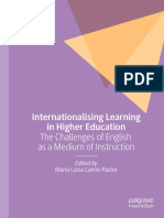 Internationalising Learning in Higher Education The Challenges of English as a Medium of Instruction by María Luisa Carrió-Pastor (z-lib.org)