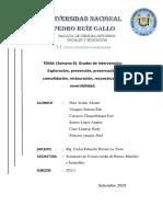 SEMANA N° 9 (EXPOSICIÓN) - GRADOS DE INTERVENCIÓN.pdf