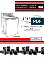 Whirlpool calypso service manual