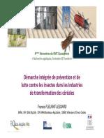 HACCP et IPM usine transfo céréales_INRA_nuisibles