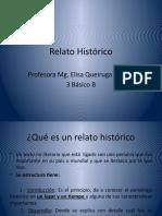 Relato Histórico