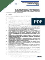 MMA-I-16 INSTRUCTIVO MANTENIMIENTO PREVENTIVO Y CORRECTIVO TIPO PISO TECHO