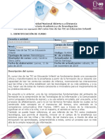 Syllabus del curso Uso de las TIC en Educación Infantil .docx