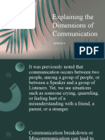 OK Q1,W3 - Explaining-the-Dimensions-of-Communication