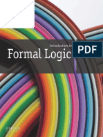 Russell Marcus Formal Logic