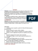 EXAMEN Procesos (prosa) para la elaboraciòn de Diagrama de Operaciones (1)
