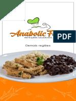 Anabolic Food - ( Pronto leve ) Cardápio, Valores, Forma de pagamento..pdf