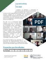 Boletín RSU Proyectos Interciclo 2020 Impacto Educativo.pdf