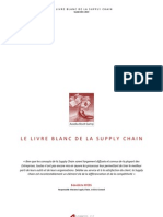 livre blanc de la supply chain
