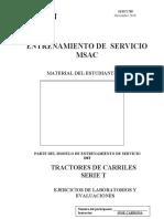 Material del Estudiante Cursos MSAC TTT SERIE T