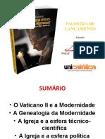 Bento XVI e a modernidade - F. Paulo VI