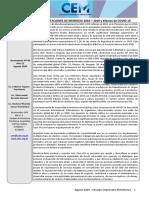 CEM informe exportaciones de Mendoza 2010-2019