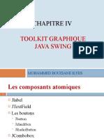 Chap IV  pptp - Toolkit graphique- Java Swing - Composants atomiques