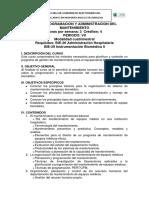 BIE-35 PROGRAMACION Y ADMINISTRACION DEL MANTENIMIENTO