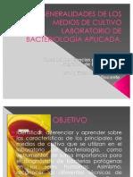 MEDIOS DE CULTIVO1