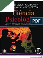 Ciencia Psicológica Psicopatologia Gazzaniga 01
