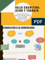 Desarrollo cognitivo (presentación)